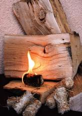 Natürliche Holzofenanzünder 15 kg (ca. 1200 Stück),(3,66€/kg)