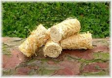Natürliche Holzofenanzünder 12,5 kg im PE-Beutel (4,56¤/kg)