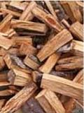 1 Ster  Brennholz Hartholz auf Länge 33cm geschnitten