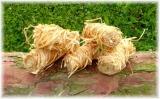 7 kg (ca. 500 Stück) Holz Ofen Kohle Anzünder